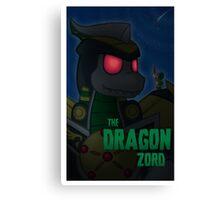 The Dragonzord Canvas Print