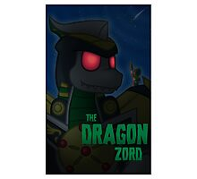 The Dragonzord Photographic Print