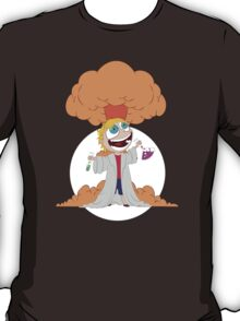Science goes Boom! T-Shirt