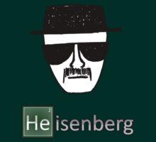 Heisenberg by thegodfocker