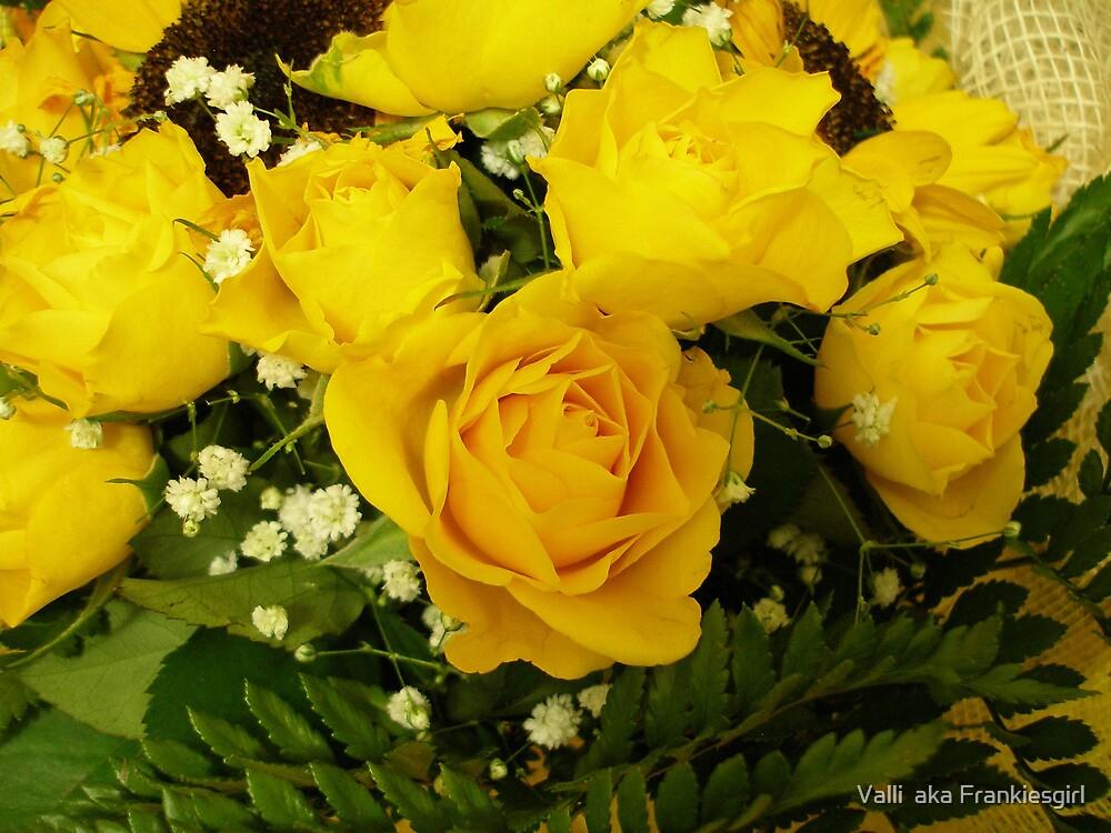 Yellow Roses by Valli  aka Frankiesgirl