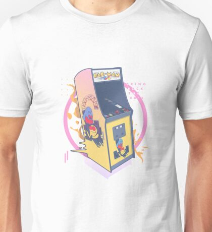 Arcade machine - 80s Unisex T-Shirt