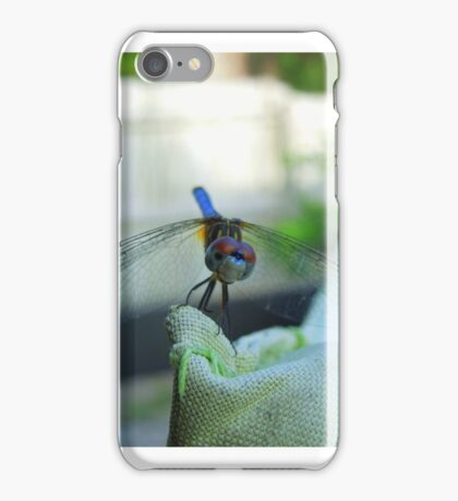 Let's Fly Dragonfly iPhone Case/Skin