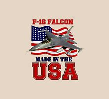 F-16 Falcon Made in the USA T-Shirt