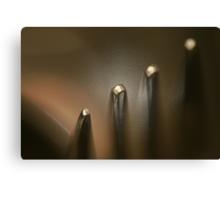 Plastic fork Canvas Print