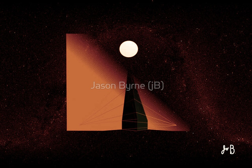 LIGHT AND DARK by Jason Byrne (jB)