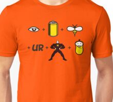 Eye Can Bee UR Hero Baby Unisex T-Shirt