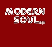 Modern Soul (text) by modernistdesign