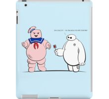 Diagnosis, Toasted! iPad Case/Skin