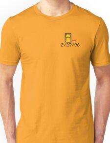 Nostalgia (Pokemon Day 2017) Unisex T-Shirt