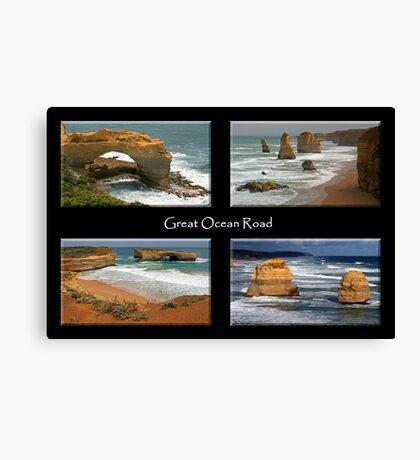 Great Ocean Road Canvas Print