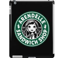Arendelle Sandwich Shop iPad Case/Skin