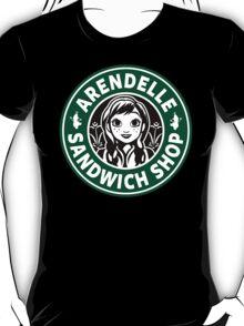 Arendelle Sandwich Shop T-Shirt
