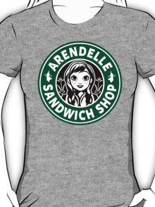 Arendelle Sandwich Shop T-Shirt