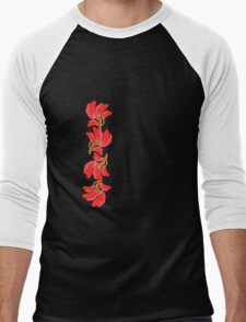 Tulips - Tee Men's Baseball ¾ T-Shirt