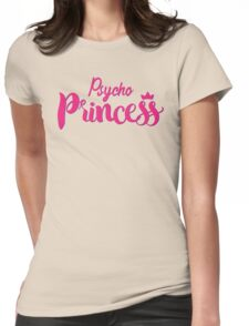 Psycho Princess Womens Fitted T-Shirt