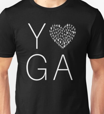 Yoga Love Tee Unisex T-Shirt