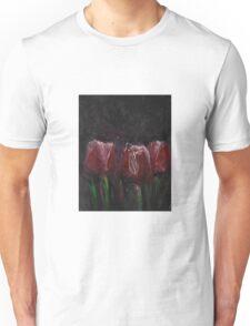 Saucy Tulips Unisex T-Shirt
