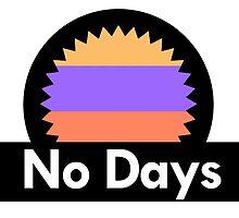 No Days (Morning) by Sunsetmenu
