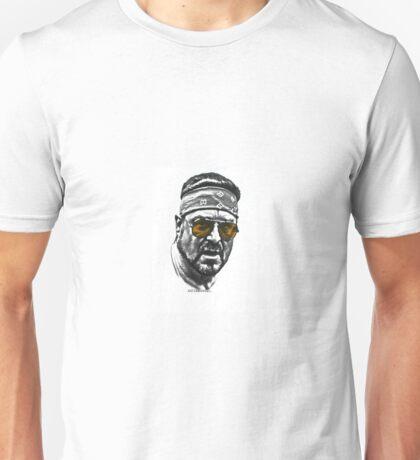 Walter Schoback; Big Lewbowski  Unisex T-Shirt