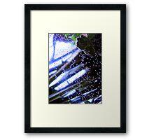 Microspcopic utopia Framed Print