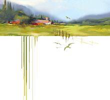 The Farm  by BoghratRedBubbl