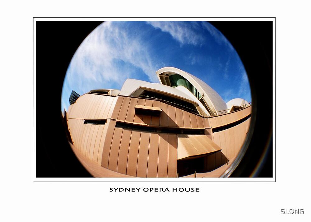 sydney opera house by SLONG