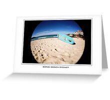 bondi beach sydney Greeting Card