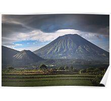 Volcán San Cristóbal, Nicaragua Poster