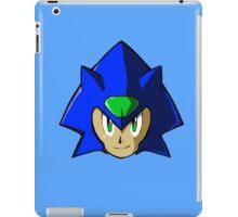The Blue Maverick iPad Case/Skin