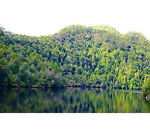 On the Gordon River. 2nd gorge Photographic Print