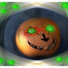 Jack-O-Lantern by Starr1949