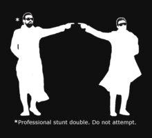 Damien Mizdow 'Stunt Double' T-shirt by rendowgird