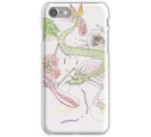 Breakfast Dragon iPhone Case/Skin
