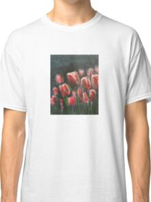 Saucy Tulips 3 Classic T-Shirt