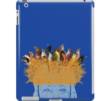 Noisy Nest Headgear iPad Case/Skin