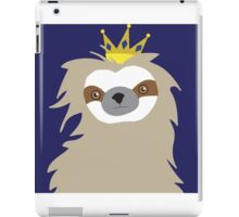 Royal Sloth iPad Case/Skin