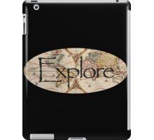Explore the world iPad Case/Skin