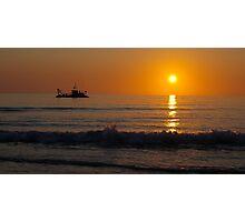 A South Australian Sunset Photographic Print