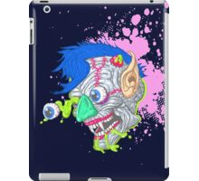 Gross 'N Gruesome Monster Face iPad Case/Skin