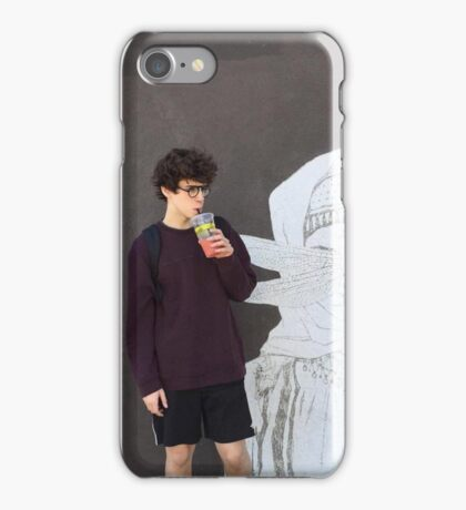 Sigh Mike || aesthetic|| iPhone Case/Skin