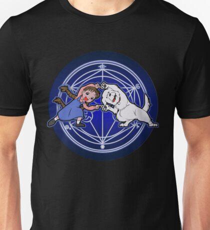 Fullmetal Fusion HaHa! ver.glow Unisex T-Shirt