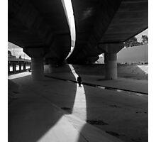 the journey agent Photographic Print