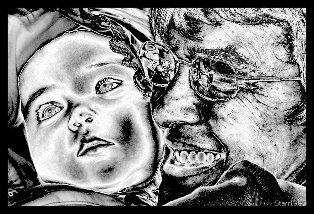 A Grandma`s Love by Starr1949
