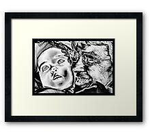 A Grandma`s Love Framed Print