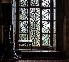 Inside Suleymaniye by Mohammed Abdul Quddus