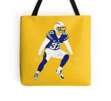 Eric Weddle Tote Bag