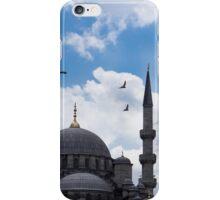 The Blue Mosque Minarets iPhone Case/Skin