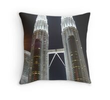 Malaysia 2007 Throw Pillow