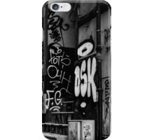 Streets To Galata iPhone Case/Skin